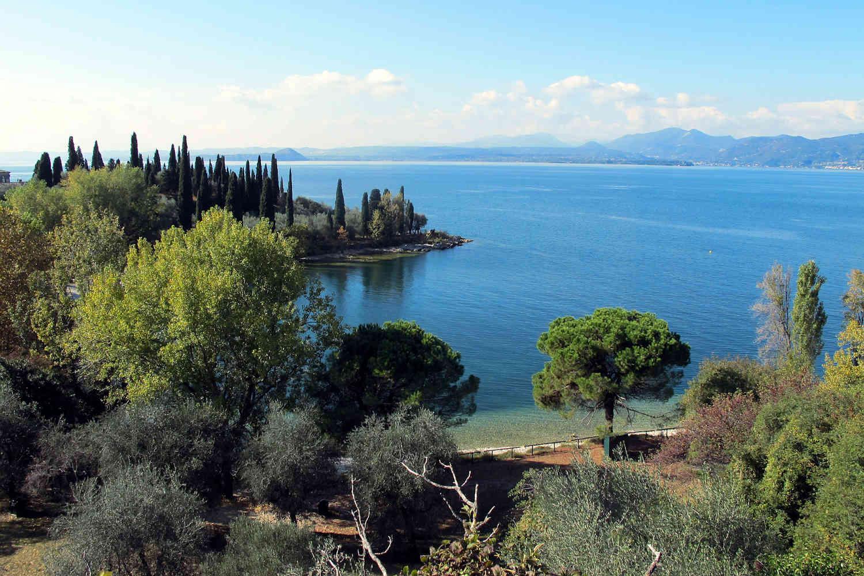 Lake Garda weather, Winter and Summer temperatures